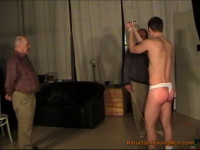 Spanked Athletes III - Adam Part 3