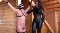 Mistress Ezada Sinn (stretch, trans, punish, cock)
