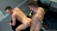 Riley Mitchel and Colby Tucker