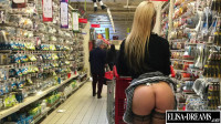 Flashing My Pussy In Public In A Shopping Center