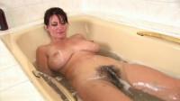Vanna in shower