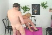 Perversa - Der Urinator Scene 2