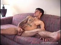 Download Amateur Dillon Beats His Meat