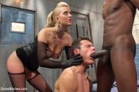 Interracial Cuckolding