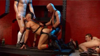 Extreme Orgy With German Perverts