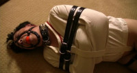 Derek SynKlaire - Straitjacketed and Strapped