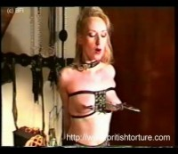 Heavy Nipple Torture