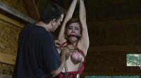 Barnyard Bondage for Riley - Her Ordeal Continues - Scene 1 - HD 720p