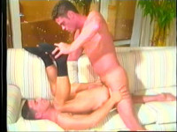 Amazing Retro Anal With Group Sex