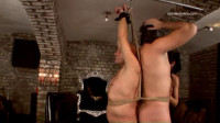Three guys and related subordinate their domination