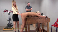 Super bondage, torment and spanking for beautiful young slut