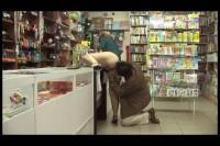 Russian home video - 8. Grannies lit