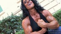 Debbie Bramwell — Bodybuilder