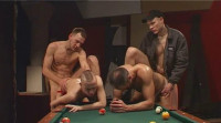 Perverts In Rough Anal Party