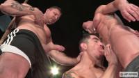 Tricks of three on ropes