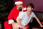 Santa Spanks Naughty Boy