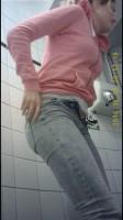 Hidden camera in the women's toilet of the Institute