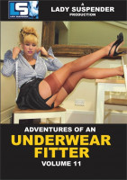 Adventures Of An Underwear Fitter Vol. 11