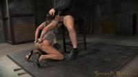 Kalina Ryu's first bondage shoot