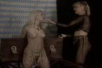 Isadora Rose & Caressa Savage (slave, new, girl).