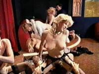 Die Sex Mafia Entjungferungs Orgie