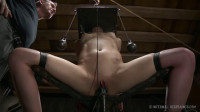 Tight bondage, strappado and torture for horny slavegirl part 3 HD 1080p