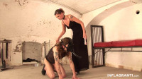 Julia Power Taking The Slave Out To Play (huge dick, tit, huge, blows)