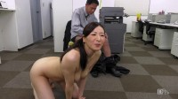 Hitomi Oohashi - Peeking Female Boss's Sex Becomes Unexpected Expansion.