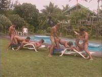 Pool Gangbang Parties