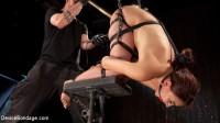 Pushing Her BUttons - new, , full, bondage