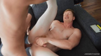 Johnny Rapid - First Anal, Then Sausage