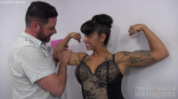 Female Muscle Cougars And Muscle Porn part 2
