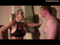 Young-femdom - The Referee
