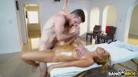 Jazmyn Gets A Deep Tissue Massage HD