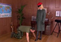 An Exercise In Discipline (male, domination, domina, knows how)