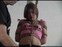 Testing Abbys Limits - Crotch Rope 1 part