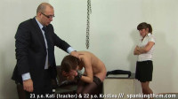 College Teacher Public Humiliation And Spanking