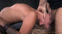 Sexy Blonde Madelyn Monroe - Brutal Deepthroat!(Aug 2015)