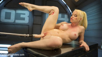 Download Sexy Blonde Babe Gets Machine Fucked for the First Time!!