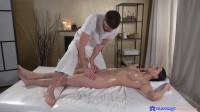Jolee Love — Big tits German gives oily tit wank FullHD 1080p