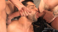 Hardcore Fuck With Muscle Males