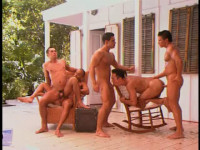 Rough Orgies At Island