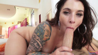 Ivy Lebelle - Irresistible Ivy Lebelle Has Never Seen Her Gape FullHD 1080p