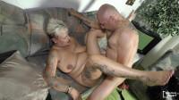 Judith – Mature blonde granny starring in German porn (2016)