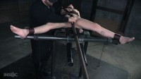 Sexy Spinning Device Bondage - Charlotte Sartre (video, submission, sex).