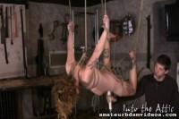 Sm bondage orgasm non stop