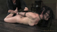 Stunning Veruca James manhandled and dicked down to the ground