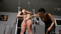 Two Evil Bitches - Pussy and Tit Clamps - pt 5