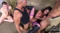 Giselle Leon, Shane Diesel, Brian Pumper Femdom Interracial Cuckold (2014)