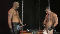 Hardcore Fetish Series - Scene 02(Tony Buff, Jesse Santana)